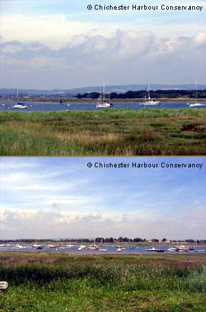 Images of Chichester Harbour